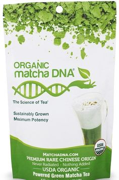 Matcha DNA Certified Organic Matcha Green Tea 12 oz (1 Pack ) * Want additional info? Click on the image. (This is an affiliate link and I receive a commission for the sales)