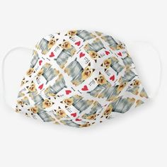 I Love my Silky Terrier Cloth Face Mask   groomer gifts, pugs and kisses valentines, cute pugs puppies funny #christmascountdown #hugapug #pugsocks Pug Mug, Pugs And Kisses, Silky Terrier, Hiking Dogs, Electronic Gifts, Beagle Dog, Australian Cattle Dog, Puppys, Dogs And Puppies