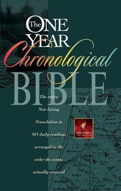 My 2012 reading Bible.