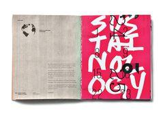 GDC Rapport Annuel / Foundry Communications | Design Graphique