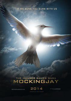 Mockingjay November 21, 2014