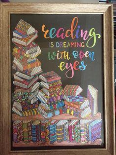 Eyes, Reading, Reading Books, Cat Eyes