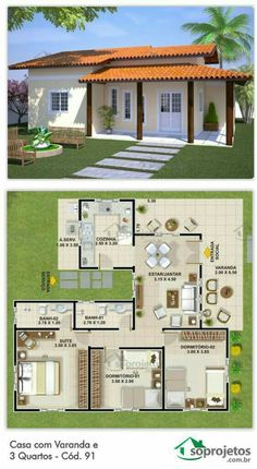 LOVE the floor plan