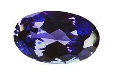 Tanzanite is blue-purple gemstone-quality zoisite.