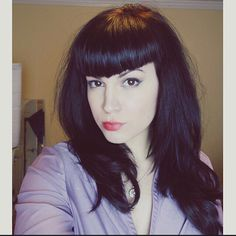 Bettie Page Bangs, Indecisivegurrl