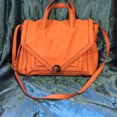 Zara Cognac Bag