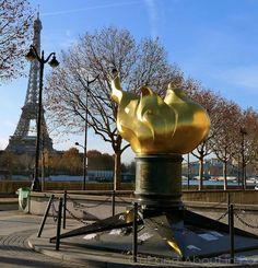 The Flame of Liberty at the Pont de L'Alma Princess Diana Grave, Diana Memorial, Paris, Meeting New People, Get Outside, Statue Of Liberty, Memories, Adventure, August 17