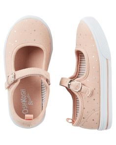 Toddler Girl OshKosh Mary Jane Sneakers from Carters.com. Shop clothing & accessories from a trusted name in kids, toddlers, and baby clothes.