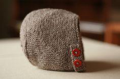 Man Bonnet | Bonnet from Elizabeth Zimmermann's The Opiniona… | Flickr
