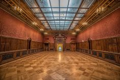 Photographer Kris Catherine gives an exclusive look inside the opulent mansions of Elkins Estate Old Mansions, Mansions For Sale, Abandoned Mansions, Architecture Old, Historical Architecture, Architecture Details, Inside Castles, Mansion Designs, Retreat House