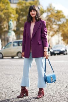 Parisienne: Cool Pants to Wear Instead of Your Jeans