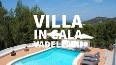 Villa in Cala Vadella III en Cala Vadella, Ibiza, España. Visita Villa i...