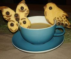 Rezept Tassenkekse von Omibaer - Rezept der Kategorie Backen süß