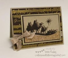 Come to Bethlehem CASE by LorriHeiling - Cards and Paper Crafts at Splitcoaststampers