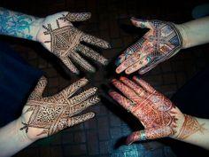 Nic Tharpa Cartier | Nomad Heart Henna