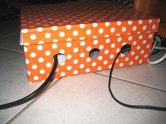 Warum nicht jetzt?: DIY Kabelbox
