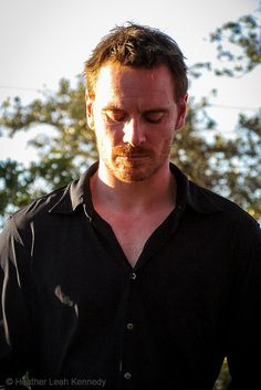 Michael Fassbender at Fun Fun Fun Fest 2012 while filming the new Terrence Malick movie in Austin, Texas.