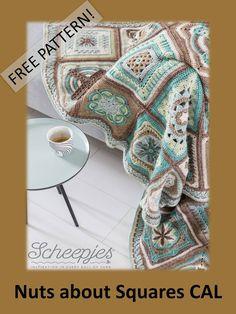 Free Crochet Patterns – It's all in a Nutshell
