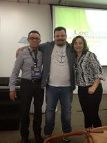 Eu Natan e Camilo Coutinho Afiliados Brasil de Fortaleza- 2014