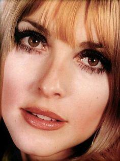 Sharon Tate Sharon Tate, Vintage Hollywood, Hollywood Glamour, Classic Hollywood, Tousled Hair, Roman Polanski, Valley Of The Dolls, Hazel Eyes, Most Beautiful Women