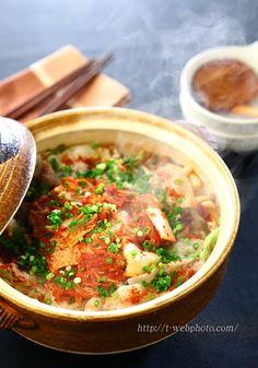 Pork Kimchi Nabe / 豚キムチ鍋