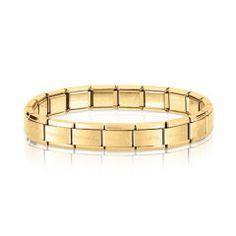 Nomination Gold Starter Bracelet