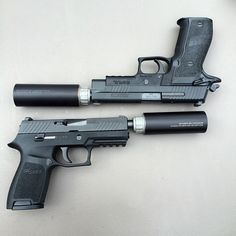 Sig Sauer with suppressor Weapons Guns, Guns And Ammo, Armas Sig Sauer, Mathilda Lando, By Any Means Necessary, Cool Guns, Rifles, Tactical Gear, Firearms