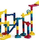 Marbleworks, all ages loved this one!  A great building toy.
