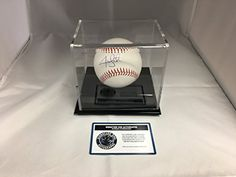 Jon Lester Autographed Signed Chicago Cubs MLB Baseball With Display Case Included COA  Hologram *** You can get more details by clicking on the image. (Note:Amazon affiliate link)