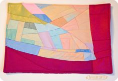 EMP mini quilt for Project Quilting by I'm Feelin' Crafty