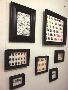 Clever Nail Art Displays - NAILS Magazine