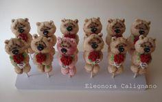 Marshmallows bears - Cake by Eleonora Calignano