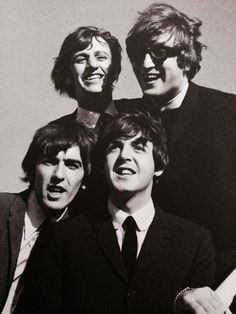 The Beatles at JFK Airport 1964