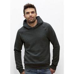 Men's fair trade organic thick hoodie Toasty Boy Dark Heather Grey - zoom-1000x1000.jpg 1,000×1,000 pixels