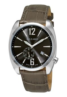 Price:$324.00 #watches Azzaro AZ1300.14KK.005, Azzaro watches are designed in the purest Swiss Watch-making tradition with a blend of charm and seduction. The watches recapture the spirit of Loris Azzaro, for whom audacity had to go hand in hand with precision.