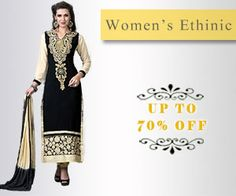 Up To 70% OFF On Ethnic Wear