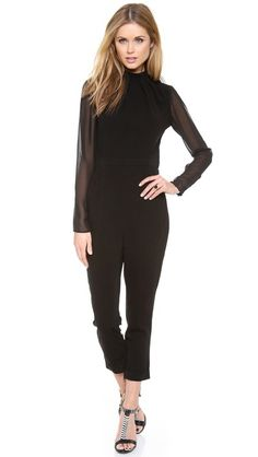 Lovers + Friends Monica Rose Maxfield Jumpsuit - a onesie for all seasons and occasions