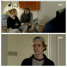 The way Isak look at Even I JUST CANT