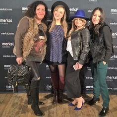 Momento #TopBlogger con #MerkalCalzados y #MartaHazas #TrendyTropic Pv #Aloastyle @aloastyle_magazine #lookandfashion