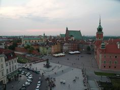 Historic Centre of Warsaw © Our Place