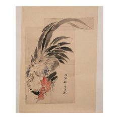 Amazing Pen and Ink Cross Hatching Masters Edition Ideas. Incredible Pen and Ink Cross Hatching Masters Edition Ideas. Sculptures For Sale, Animal Sculptures, Watercolor On Wood, Watercolor Paintings, Rooster Tattoo, Tattoo Bird, Nautical Painting, Rooster Painting, Chicken Painting