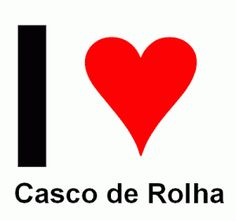 I Love Casco de Rolha