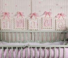 name over crib