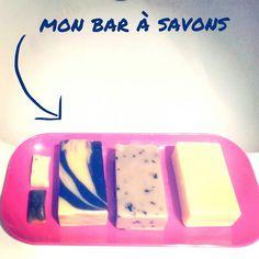 Bar à savons / savons saponifies à froid / savons huile végétales / Les savons d'Orély, mon avis sur withalovelikethat.fr