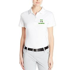 b283f6182c3 OKGOO Womens Track Cycling Logo Rio Olympics 2016 Polo Shirt >>> Check this  awesome product by going to the link at the image.