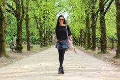 Estilo Hedónico: O prazer de ter estilo com... uma blusa!!