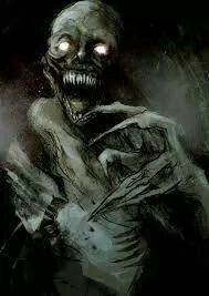 . Arte Horror, Horror Art, Paranormal, Shadows Of The Damned, Dark Fantasy, Fantasy Art, Art Zombie, Science Fiction, Monster Concept Art