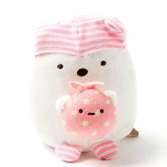 picture of Sumikko Gurashi Collectable Plush Collection 2 Teedy Bear, Kawaii Plush, Tokyo Otaku Mode, Cute Stuffed Animals, Mode Shop, Its My Bday, Kawaii Shop, All Things Cute, Cute Pink