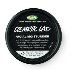Cosmetic Lad- unsere Gesichtscreme für Männer. Perfekt auch nach der Rasur.