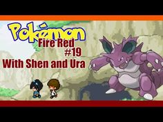 Nidoking WE ARE OUT OF ROCK TUNNEL! - Pokemon: Fire Red - Part 19